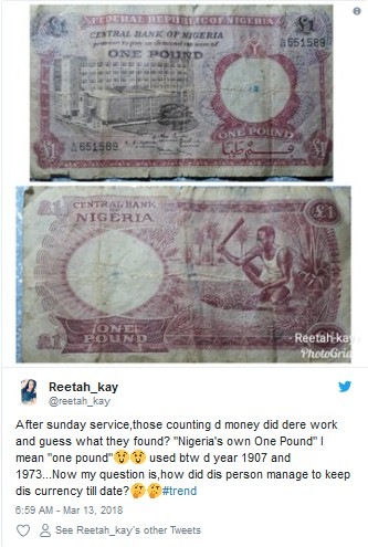Image result for man-donates-nigerias-1-offering-church-service
