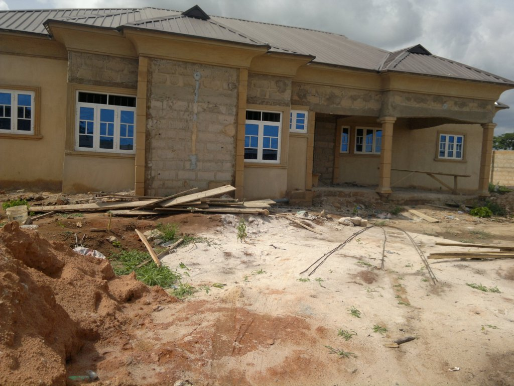 5 Bedroom Bungalow Design In Nigeria
