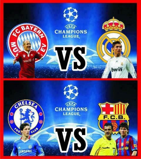 Why is barcelona always favoured by refs european football epl uefa la liga nigeria - Night of champions 2010 match card ...