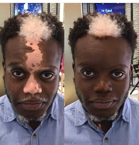 See This Makeup Transformation Of A Man (before And After