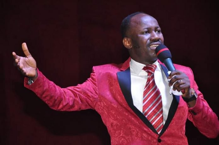 Apostle Suleman Speaks On Stephanie Otobo's Confession, Reveals How Wife Reacted