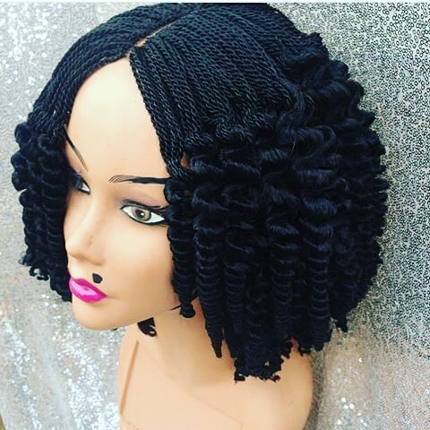 Order For Your Braid And Ghana Weaving Wig At A Giveaway