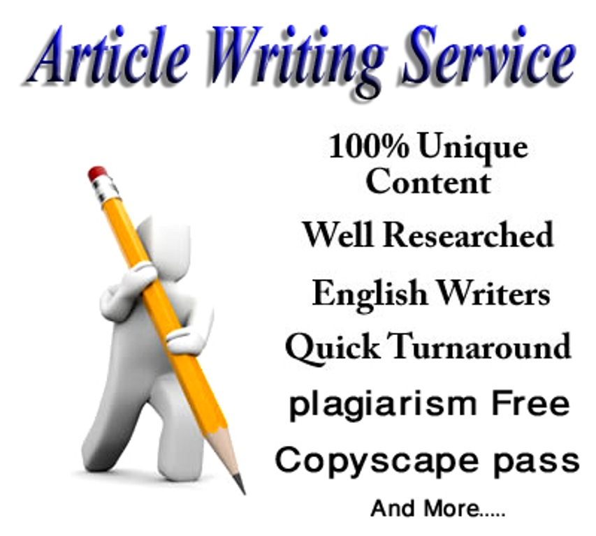 how to write a professional article