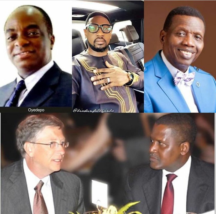 Image result for Stop listening to Nigerian pastors if you want to be like Dangote – Daddy Freeze