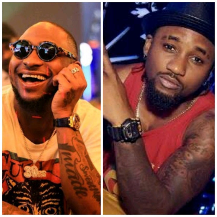 """Welcome Home Sinzu"" - Davido Welcomes Rapper Sauce Kid Back After His Release"