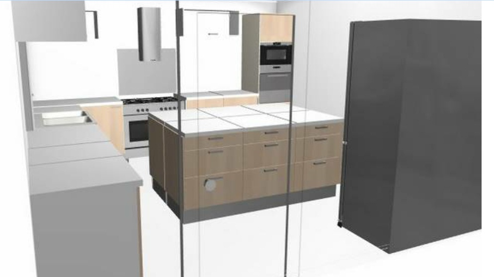 Get Free Kitchen Cabinet Design Now Picture Speaks More By Imodernhome 5 21pm On Jun 24 2015