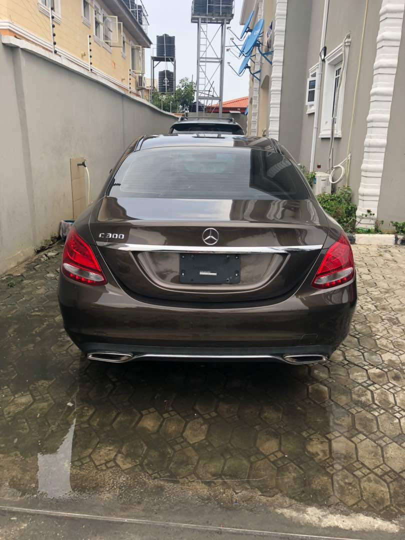 Toks 2015 Mercedes Benz C300 For Sale In Ajah Call Dhermy ...
