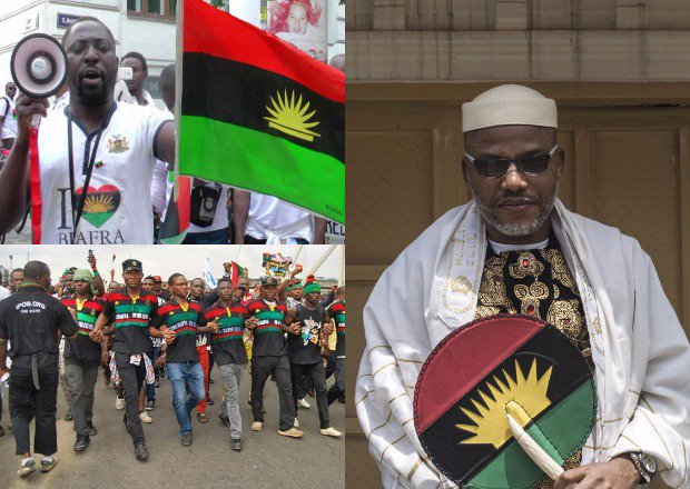 IPOB Angry With Nigerians For Keeping Quiet Over Nnamdi Kanu's Disappearance