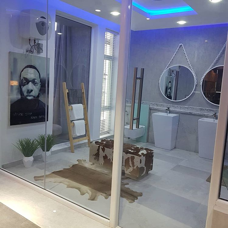 Timaya Completes His House. Inside His Mansion In Pictures