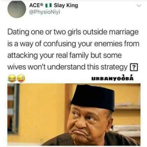 Dating outside marriage