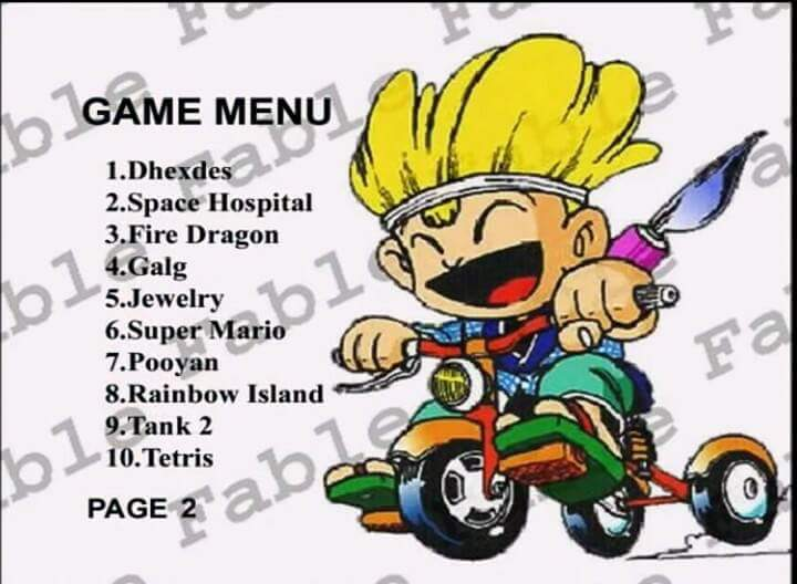 {filename}-Do You Still Remember These Games?