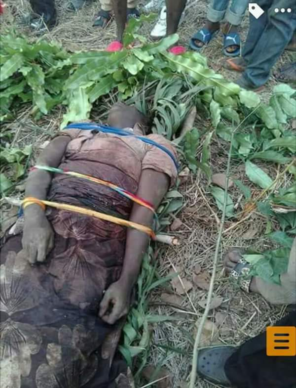 Fulani Herdsmen Kill 6 In Kaduna On Good Friday (Graphic Photos)