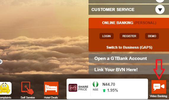 Gtbank Introduces Video Banking - Business - Nigeria