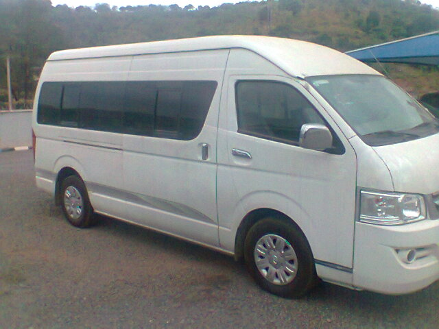 18 seater bus brand new located in enugu and goes for n4 5million