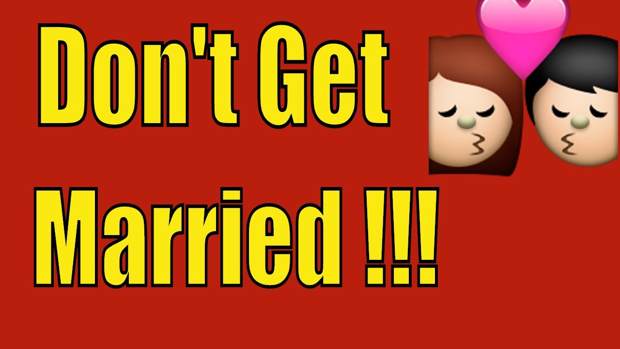 How not to get married 99