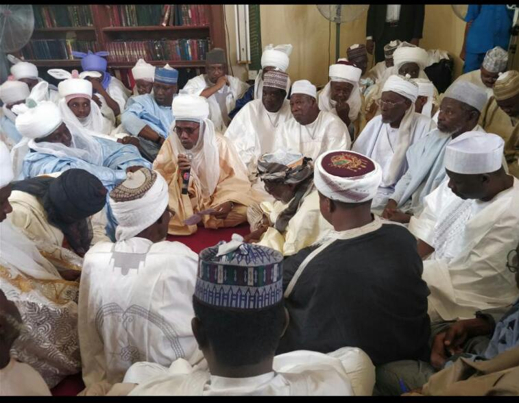 Pictures From Accountant General Of The Federation's Son's Wedding
