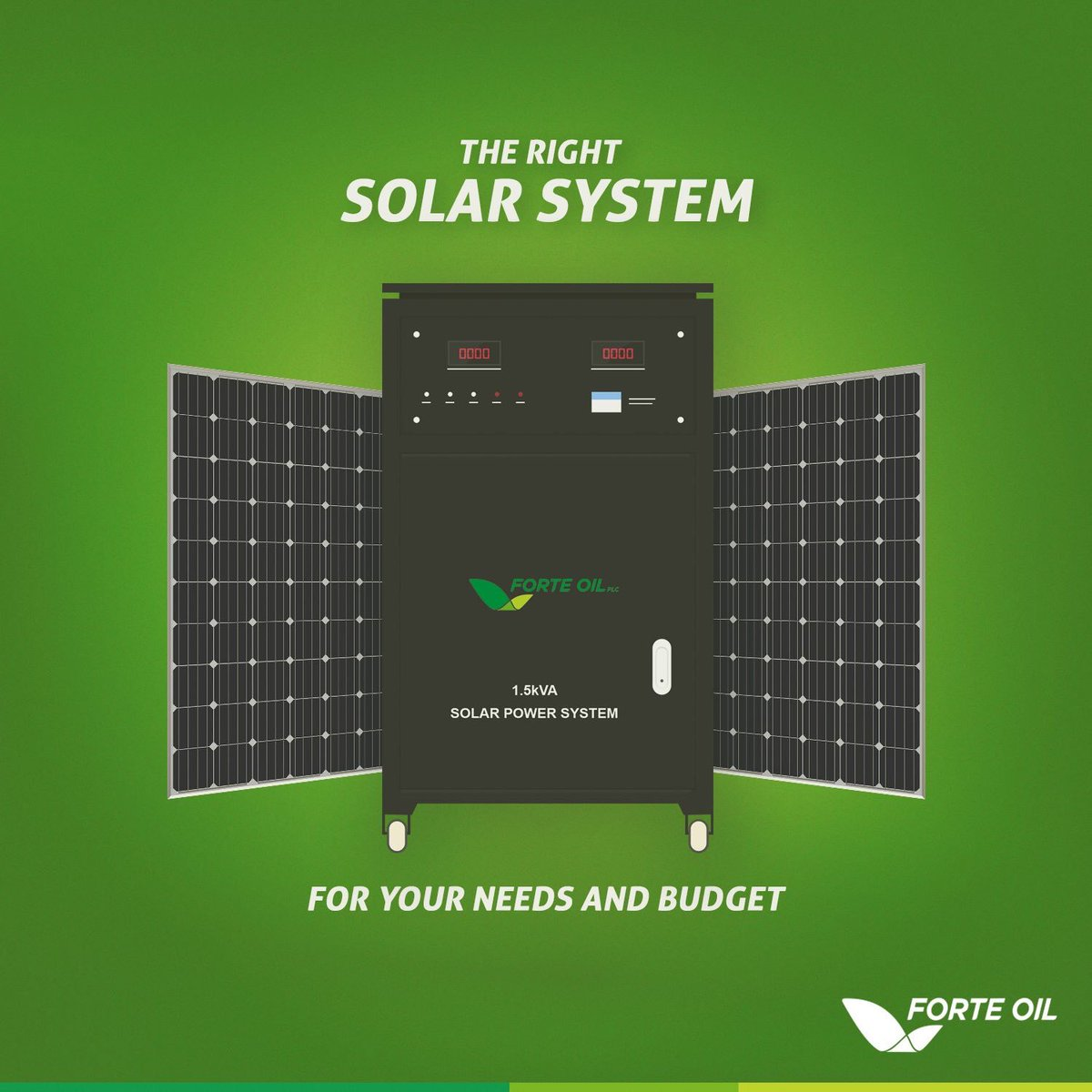 Inverter And Solar Panel Solution To Nigeria Electricity