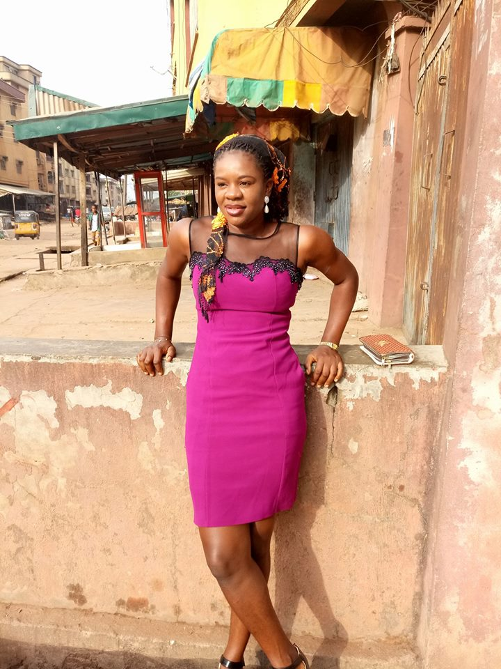 Lady Sent Away From Church In Onitsha For Wearing This Dress (Photos)