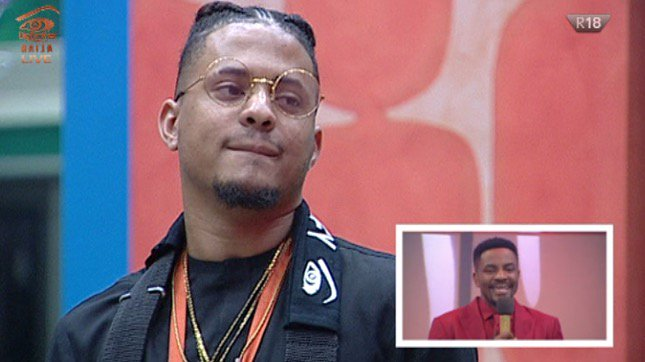 Image result for Rico Swavey Evicted From Big Brother Naija