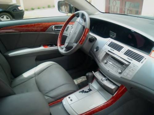 2007 toyota avalon for sale autos nigeria. Black Bedroom Furniture Sets. Home Design Ideas