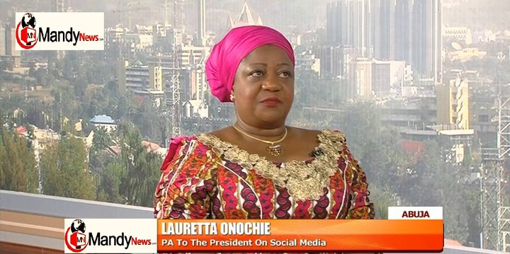 """Congratulations Nigerians! We Won"" – Lauretta Onochie Reacts To Buhari's Declaration"