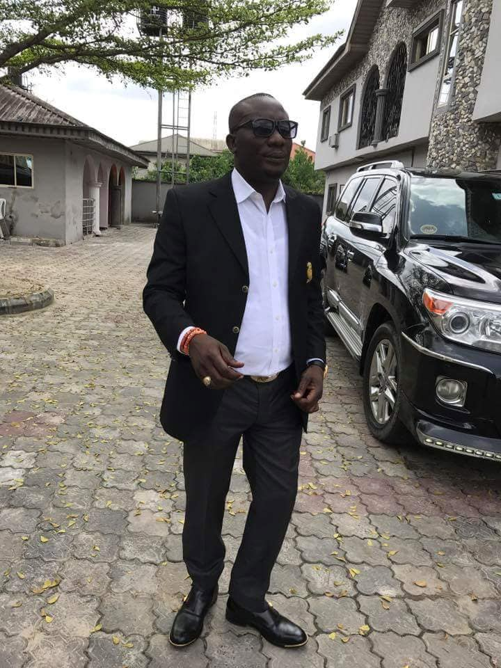 Michael Johnny Buys Car For His Aide In Delta State  Photos
