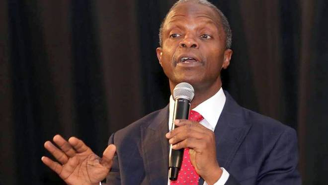 We Pay N1.5billion To Poorest Nigerians Monthly – VP Osinbajo Says