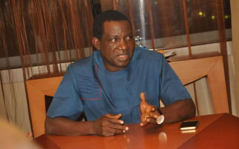 2019: No Automatic Ticket For Gov Lalong – APC