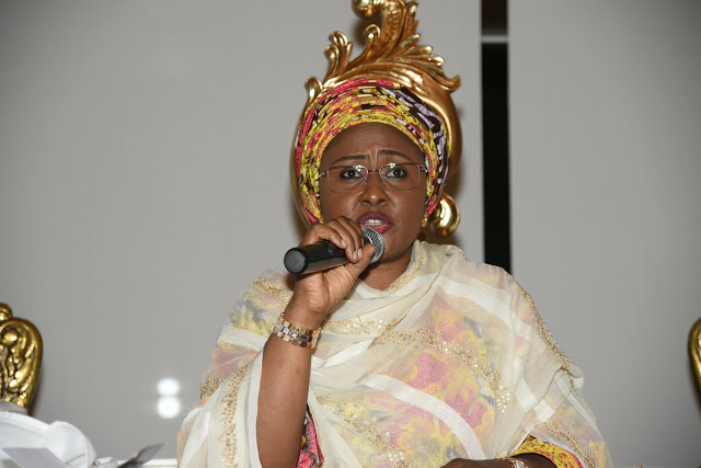 Why I Spoke Against My Husband – Aisha Buhari Opens Up