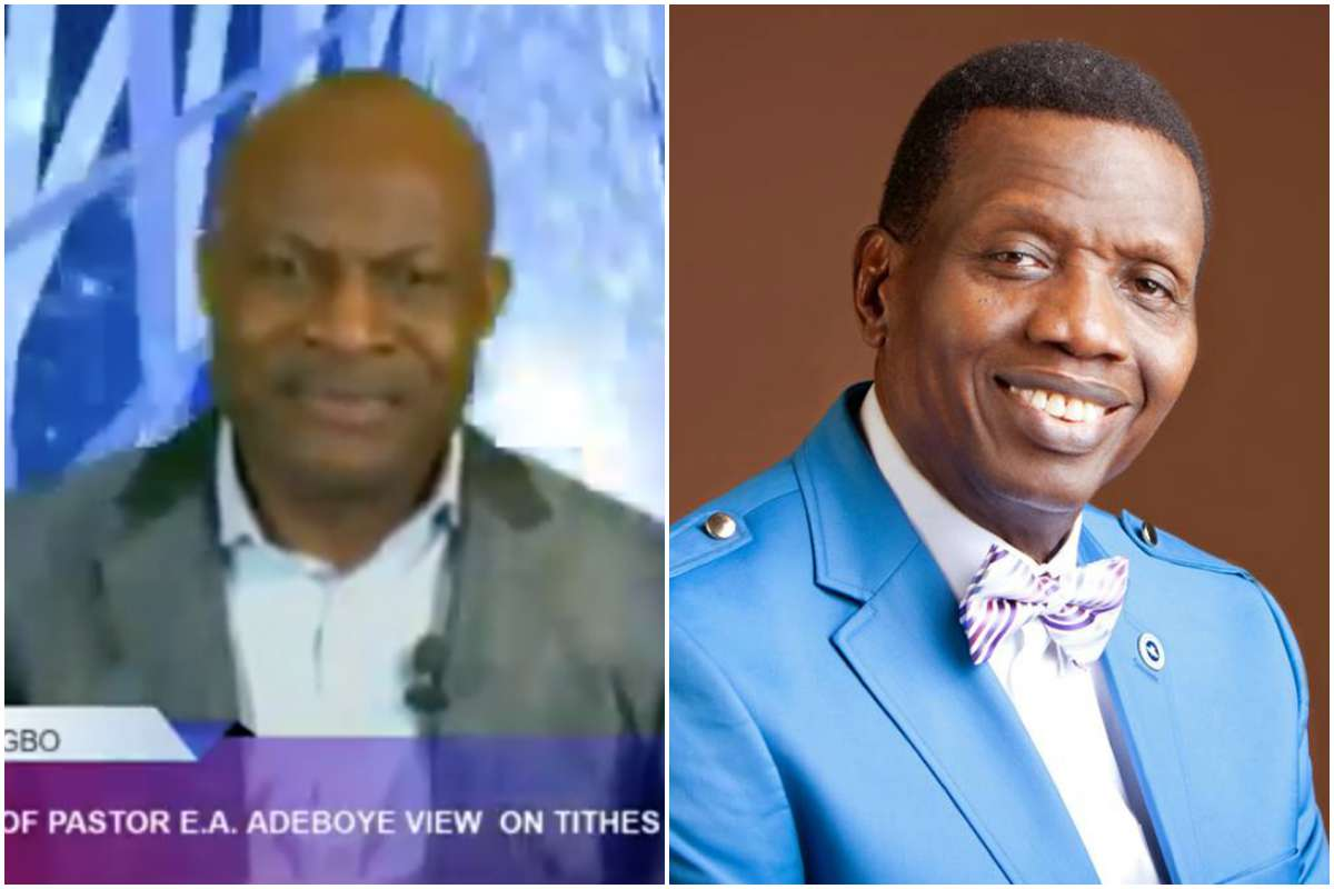 RCCG Pastor Says God Banned Friend's Wife From Heaven Because She Didn't Pay Tithe