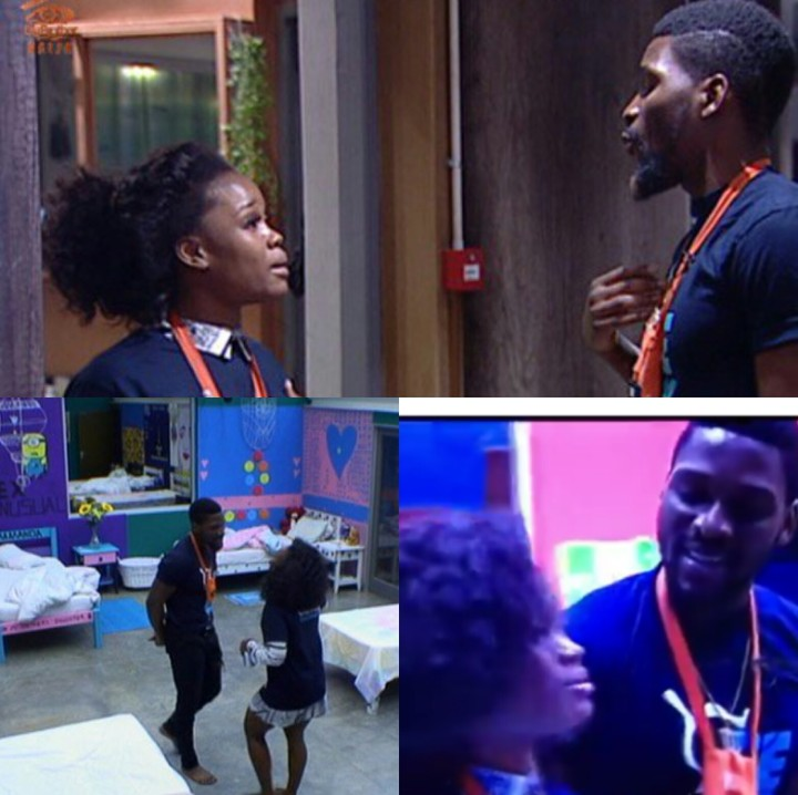 BBNaija: What Tobi Said That Made CeeC To Insult Him