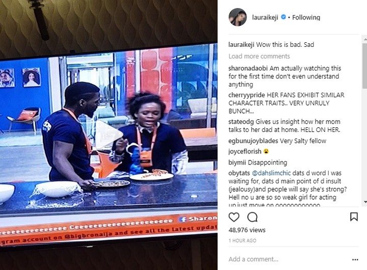 Toke Makinwa, Toolz, Kemi Adetiba And More React To Cee-c Verbally Abusing Tobi