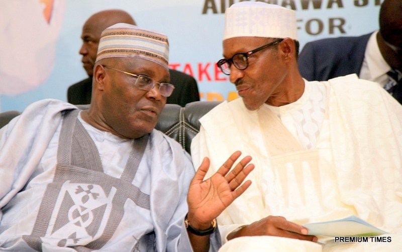 "Atiku Reacts To President Buhari's ""Nigerian Youths Are Not Ready To Work"" Comment"