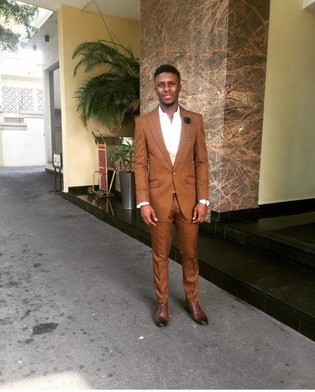 BBNaija: Lolu And Anto Step Out Together (Photos)