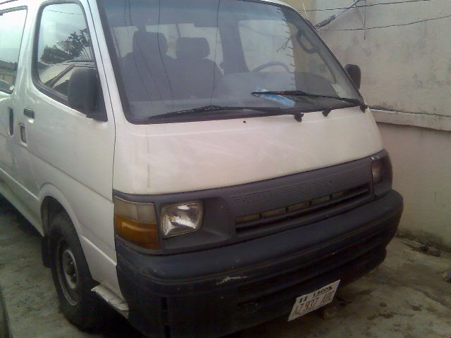 Jeep Fc For Sale >> Hot & Clean Toyota Haice 18 Seater Bus 1998 Model For 1.2m ...