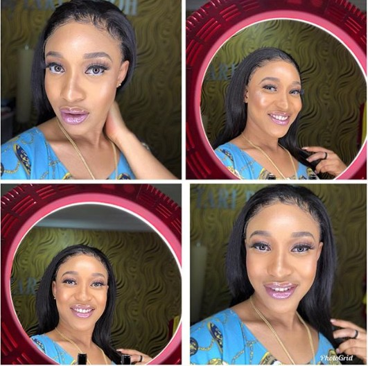 Tonto Dikeh Hints She Now Has A New Man In Her Life