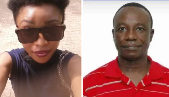 Monica Osagie - Lady Behind OAU S*x-for-mark Scandal
