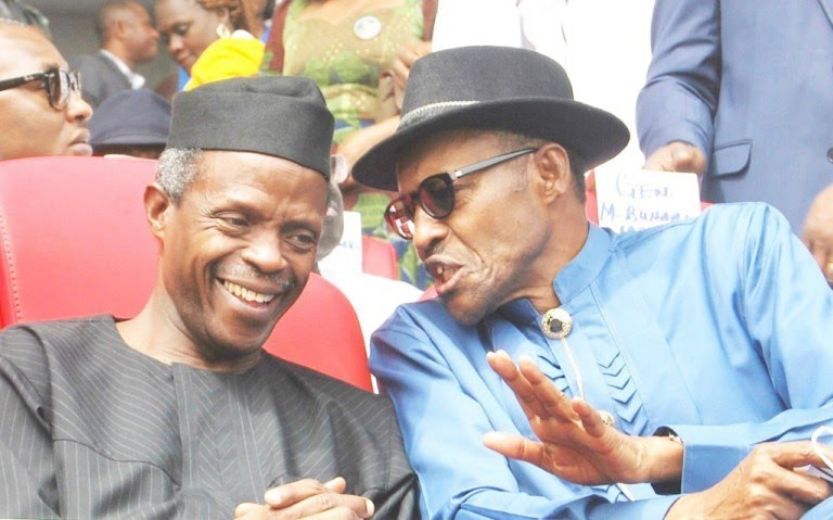 """There Is No Corruption In President Buhari's Government"" – VP Osinbajo"