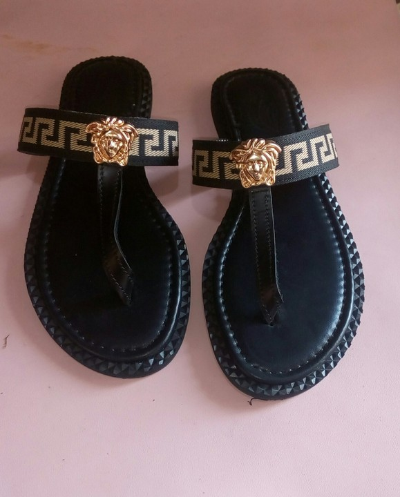 2781d91b3843 Size 40 female Versace slippers available for pickup u can also order for  ur perfect sizes in diff designs call or WhatsApp on08183282154 to place an  order