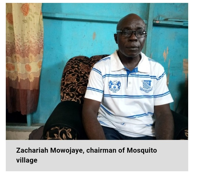 Mosquito Town: Inside Lagos Ghetto Where Land Is Distributed At N2000