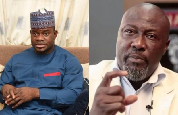 Kogi Governor, Yahaya Bello, Speaks On Senator Dino Melaye's Arrest (Video)