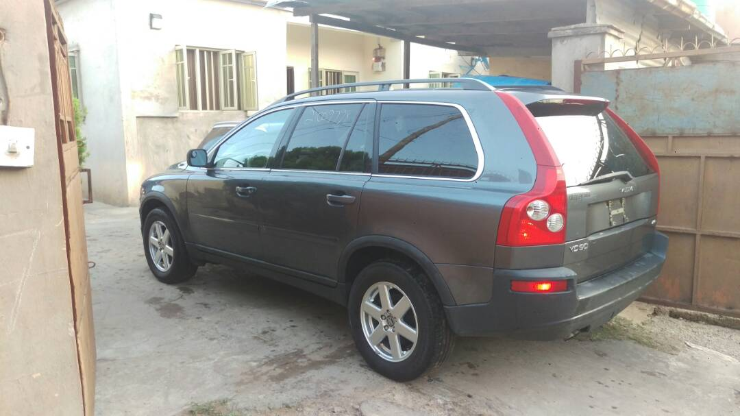 Toks 05 Model Volvo Xc90 Gray Sold Sold - Autos - Nigeria-6712