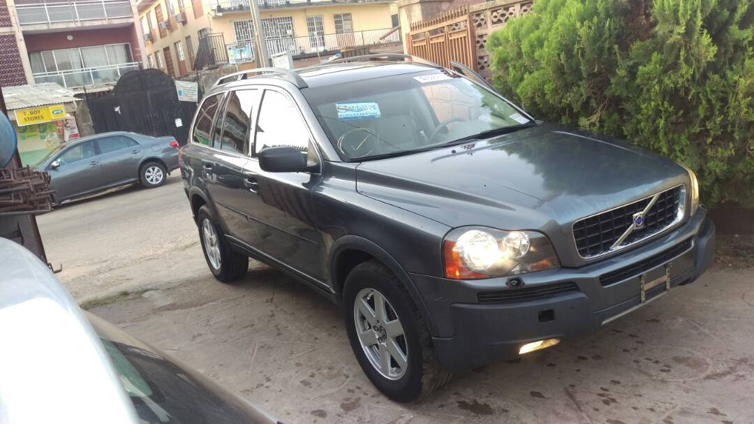 Toks 05 Model Volvo Xc90 Gray Sold Sold - Autos - Nigeria-2863