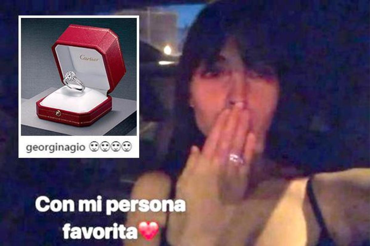 Image result for images of  Cristiano Ronaldo's Engagement Ring Costs A Whopping N300 Million (Photo)