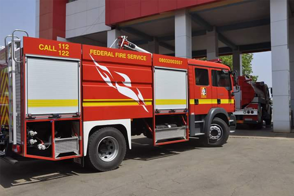 Federal Fire Service Has An Important Message For All Nigerians