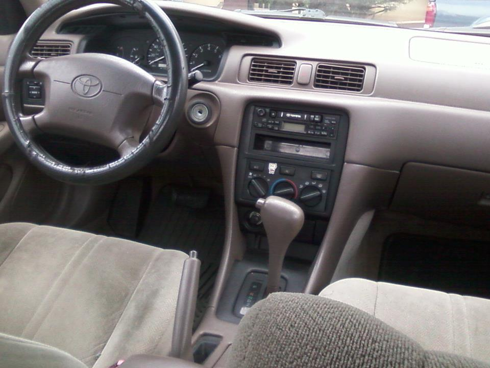 2002 Toyota Camry For Sale >> Toyota Camry 2001 Model Tincan Cleared N1.280m - Autos - Nigeria