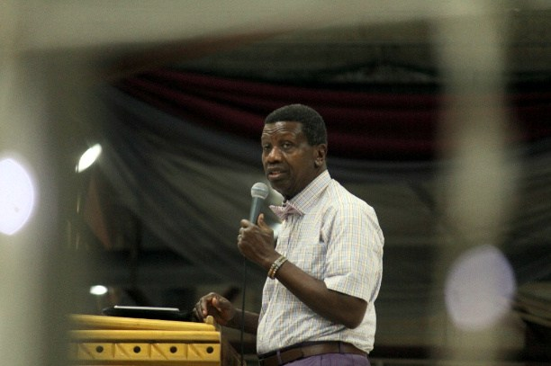 "Bishop Asks Pastor Adeboye: ""Who Would Win The 2019 Election?"". See His Reply"