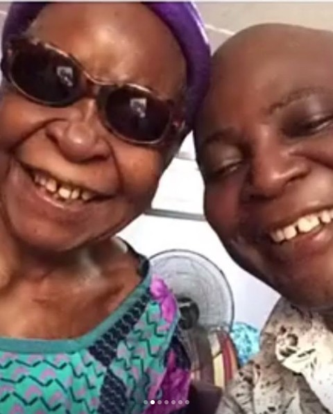 Margaret Oputa, Charly Boy's Mum Dies at the Age of 101