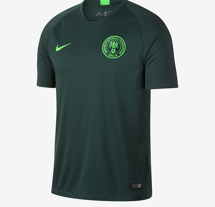 official photos 2a394 91067 Russia 2018 Authentic World Cup Jerseys - Sports - Nigeria
