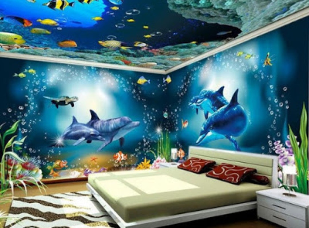 Beautify Your Home With 3d Epoxy Floor And Wall Covering